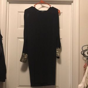 Black dress orders from Victoria secret